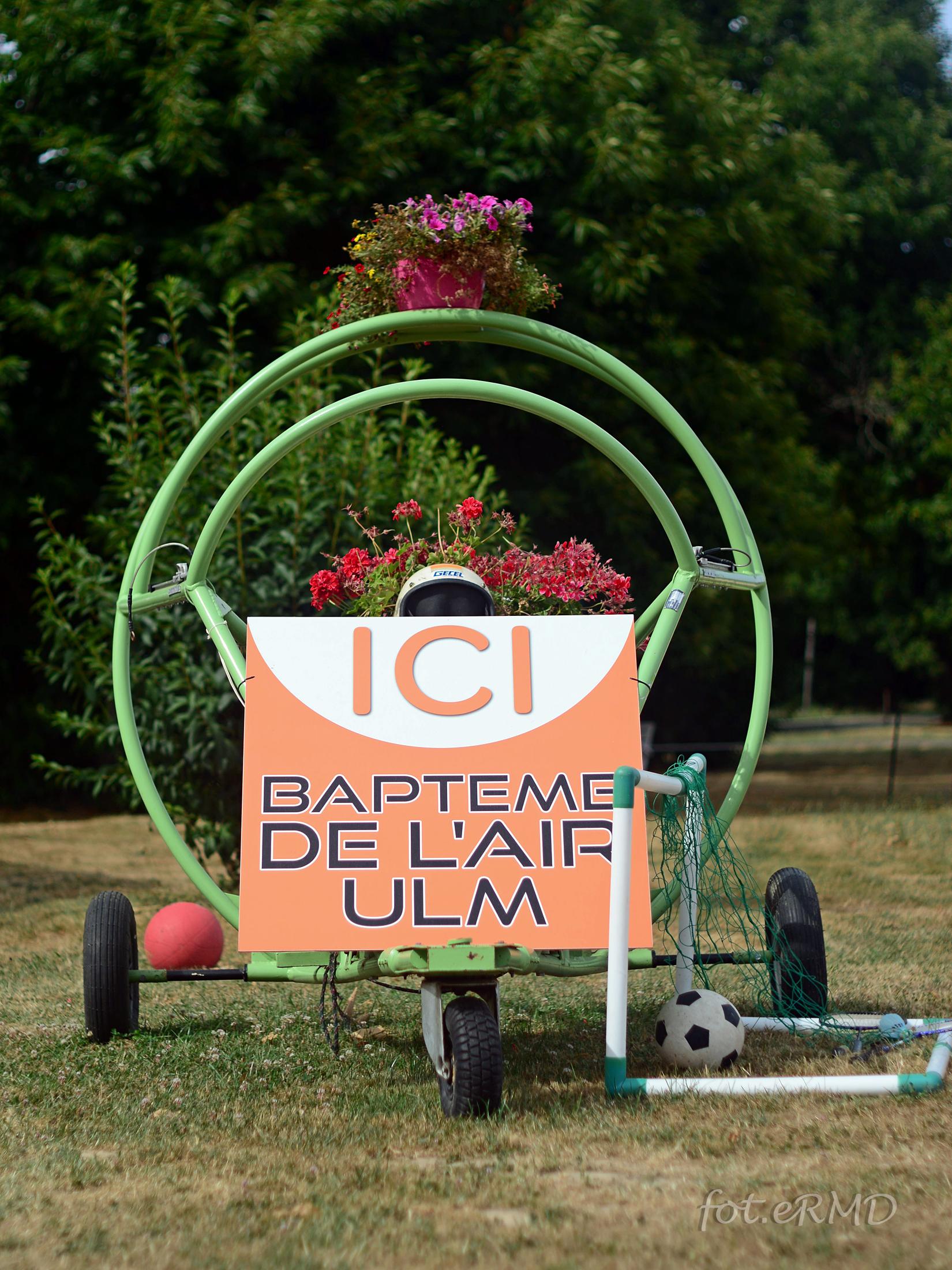 Baptêmes ULM