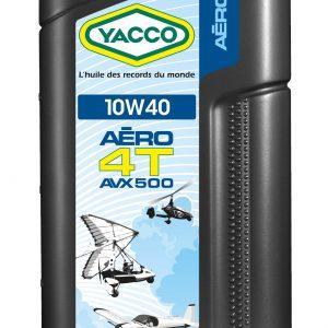 L'huile Yacco AVX 500 4T