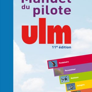 Manuels & carnet de vol + maintenance